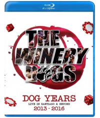 The Winery Dogs - Dog Years - Live In Santiago & Beyond 2013-2016 [Blu-ray]