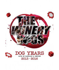 The Winery Dogs - Dog Years - Live In Santiago & Beyond 2013-2016 [DVD]