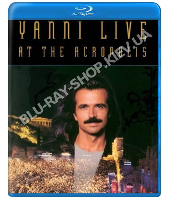 Yanni - Live At The Acropolis [Blu-ray]