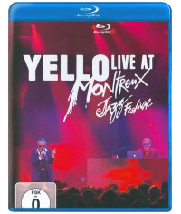 Yello - Live At Montreux / 2017 / 2020 [Blu-ray]