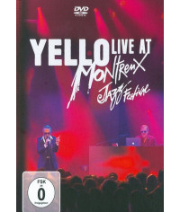 Yello - Live At Montreux / 2017 / 2020 [DVD]