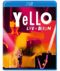 Yello Live in Berlin [Blu-ray]