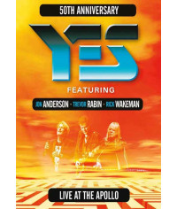 Yes Featuring Anderson, Rabin, Wakeman - Live at the Apollo [DVD]