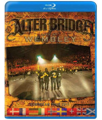 Alter Bridge: Live at Wembley - European Tour [Blu-ray]