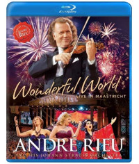 Andre Rieu: Wonderful world - Live in Maastricht  [Blu-ray]
