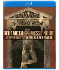 Behemoth - Messe Noire. Live Satanist [Blu-ray]