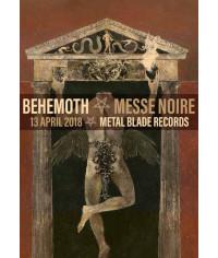 Behemoth - Messe Noire. Live Satanist [DVD]