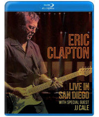 Eric Clapton: Live In San Diego with Special Guest JJ Cale [Blu-ray]