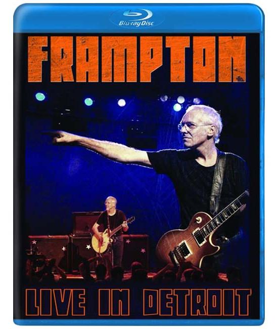 Peter Frampton: Live In Detroit [Blu-ray]