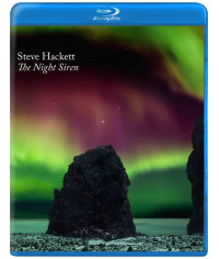 Steve Hackett - The Night Siren (Special Edition) [Blu-ray]