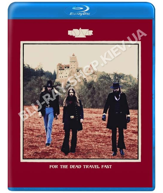 Kadavar And The Cosmic Riders Of The Black Sun - For the Dead Travel Fast [Blu-Ray]