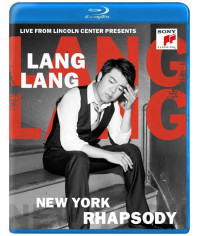 Lang Lang: Live from Lincoln Center presents New York Rhapsody [Blu-ray]