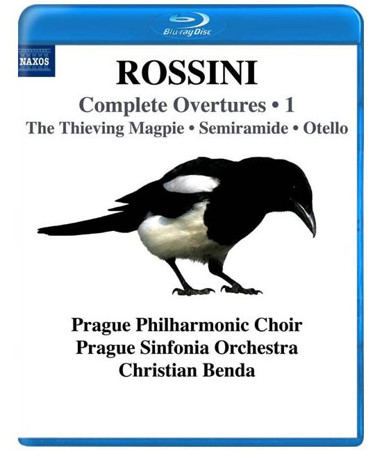 Gioachino Rossini: Complete Overtures 1 (2011/2012) [Blu-ray]