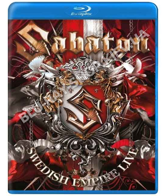 Sabaton - Swedish Empire Live [2 Blu-ray]