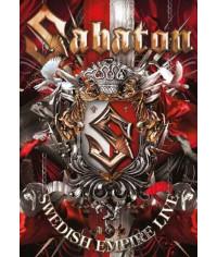 Sabaton - Swedish Empire Live [2 DVD]
