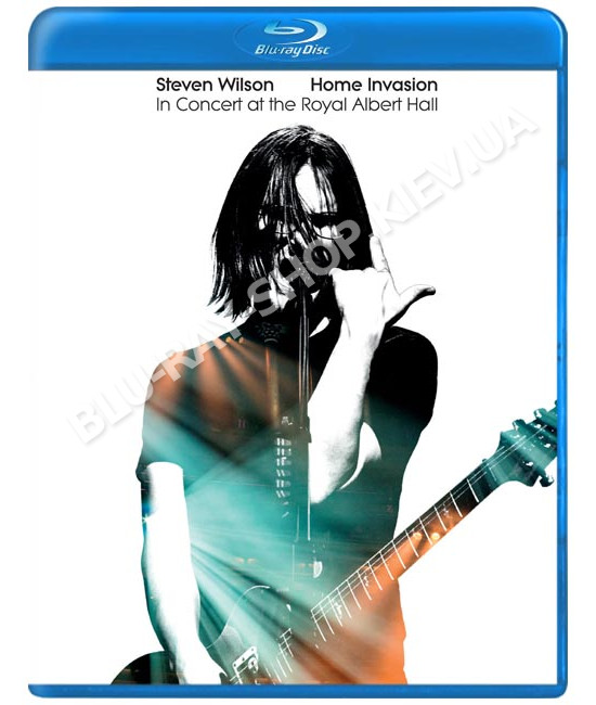 Steven Wilson - Home Invasion: In Concert at the Royal Albert Hall [Blu-ray]