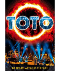 Toto - 40 Tours Around the Sun [DVD]