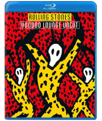The Rolling Stones ‎– Voodoo Lounge Uncut [Blu-ray]