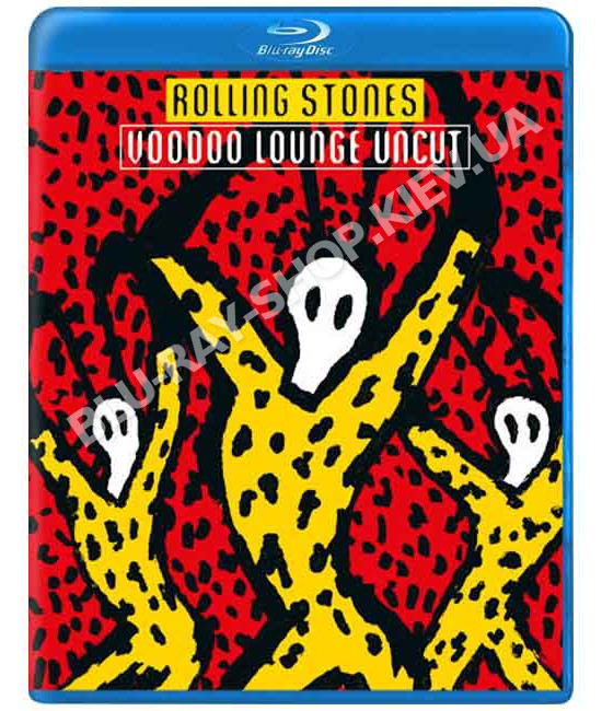 The Rolling Stones – Voodoo Lounge Uncut [Blu-ray]