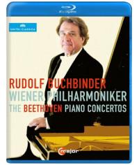 Beethoven - The Complete Piano Concertos Nos. 1-5 2011  [Blu-ray]