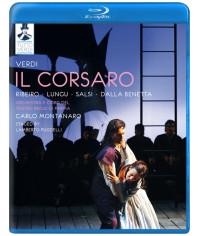 Джузеппе Верди - Корсар [Blu-ray]