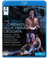 Джузеппе Верди – Ломбардцы в первом крестовом походе [Blu-ray]
