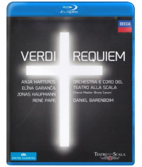 Verdi - Messa da Requiem [Blu-ray]