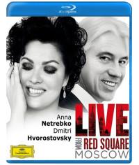 Anna Netrebko & Dmitri Hvorostovsky [Blu-ray]
