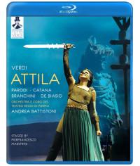 Джузеппе Верди - Аттила [Blu-ray]