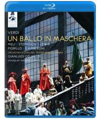 Джузеппе Верди - Бал-маскарад [Blu-ray]