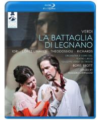 Джузеппе Верди - Битва при Леньяно [Blu-ray]