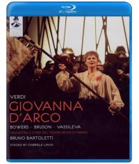 Джузеппе Верди - Жанна д'Арк [Blu-ray]