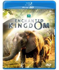 Зачарованное Королевство [3D Blu-ray]
