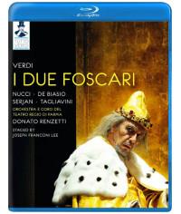 Джузеппе Верди - Двое Фоскари [Blu-ray]