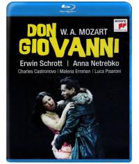 Вольфганг Амадей Моцарт - Дон Жуан [Blu-ray]