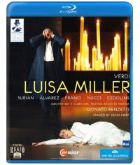 Джузеппе Верди - Луиза Миллер [Blu-ray]