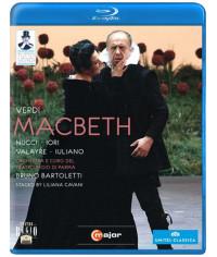 Джузеппе Верди - Макбет [Blu-ray]