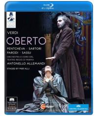 Джузеппе Верди - Оберто, граф ди Сан Бонифачо [Blu-ray]