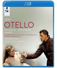 Джузеппе Верди - Отелло [Blu-ray]