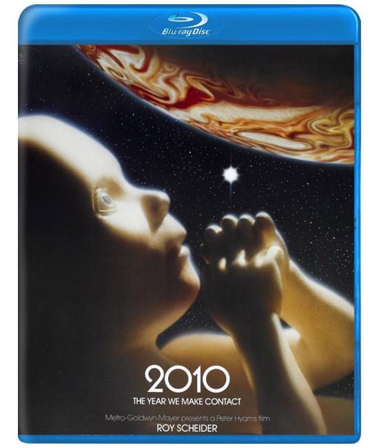 Космическая одиссея 2010 [Blu-ray]