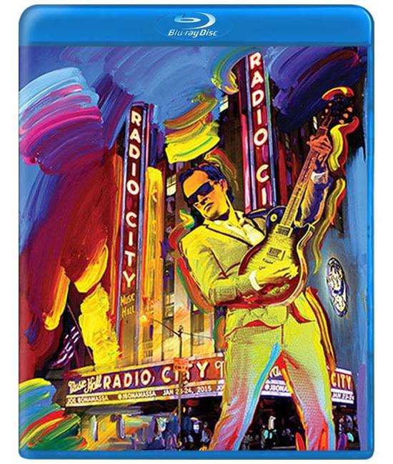 Joe Bonamassa - Live at Radio City Music Hall [Blu-ray]