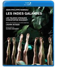 Жан-Филипп Рамо - Галантная Индия [Blu-ray]
