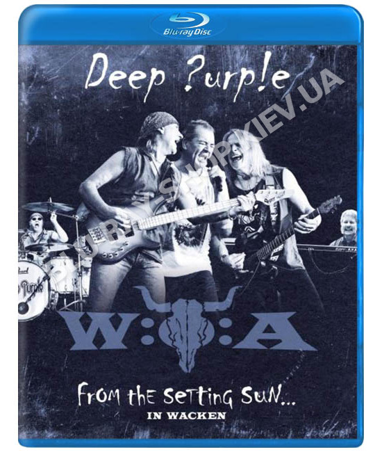 Deep Purple From the Setting Sun... in Wacken 2013 [Blu-ray]