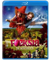 Фуксия – маленькая ведьма [Blu-ray]