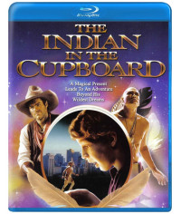 Индеец в шкафу [Blu-ray]