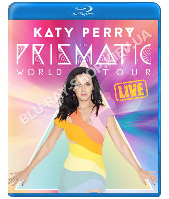 Katy Perry: The Prismatic World Tour Live [Blu-ray]
