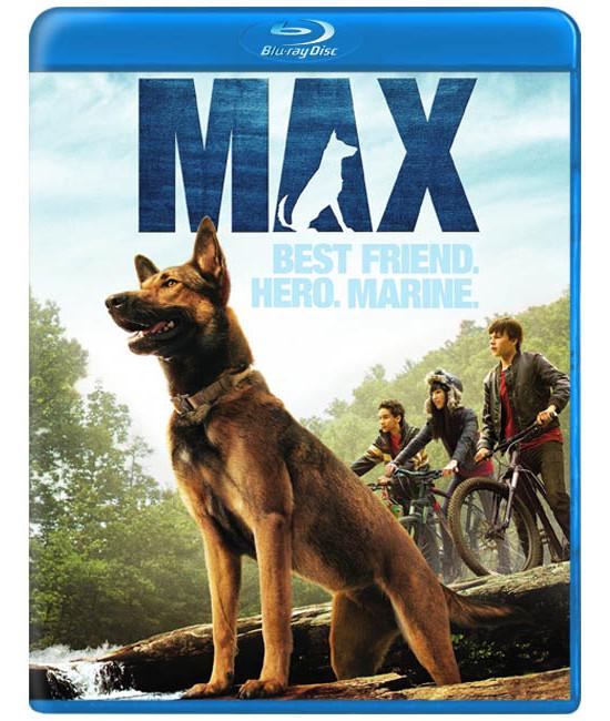 Макс [Blu-ray]