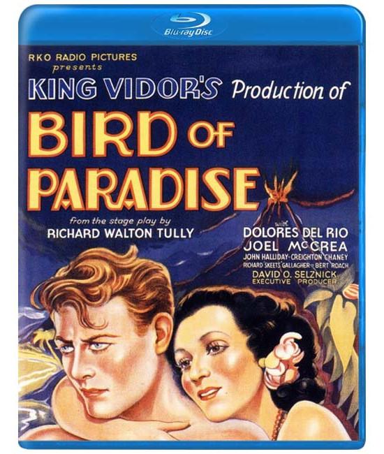 Райская птичка [Blu-ray]