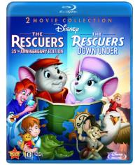 Спасатели. Дилогия [2 Blu-ray]