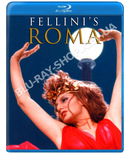 Рим [Blu-ray]